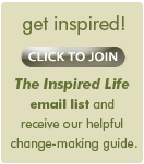 join the Inspired Life Progams mailing list